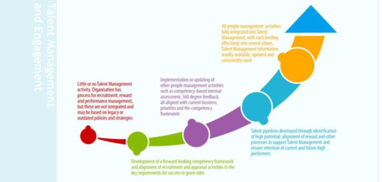 Talent Management Maturity Model Picture