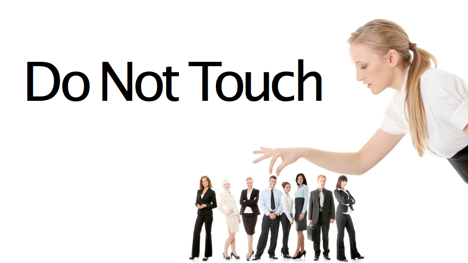 performance management do not touch