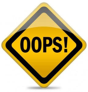 Succession Planning Mistakes icon Sign