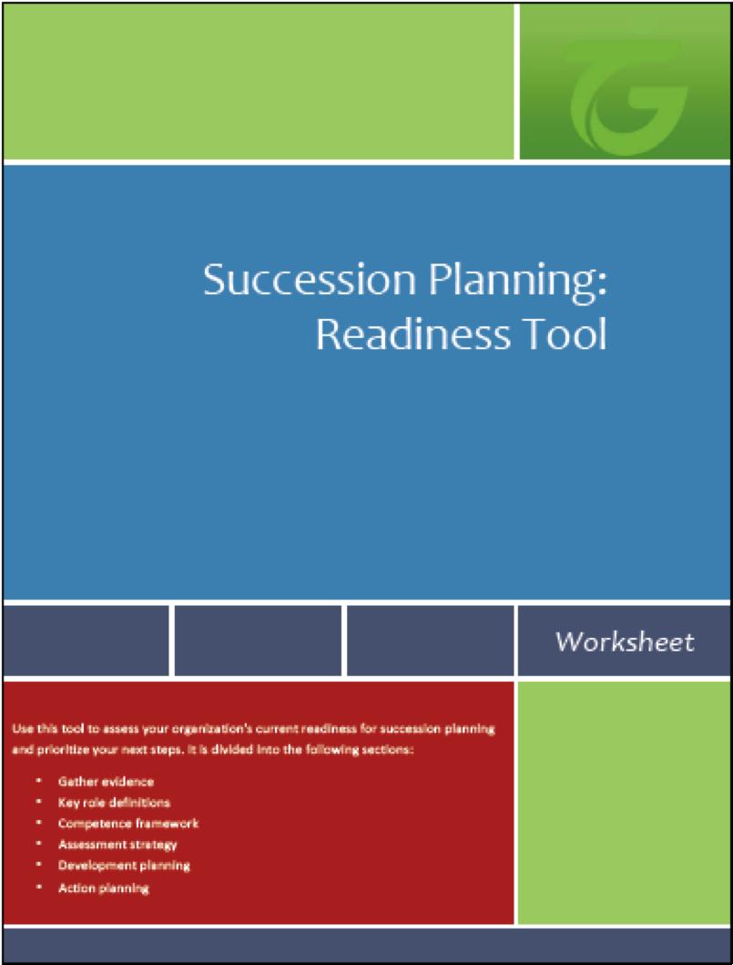 succession planning readiness tool talentguard