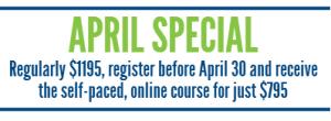 April Special April 30