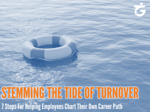 7 steps for helping employees chart their own career path