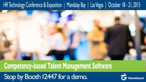 HR Technology Conference 2015 TalentGuard