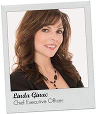 Linda Ginac Chief Executive Officer CEO