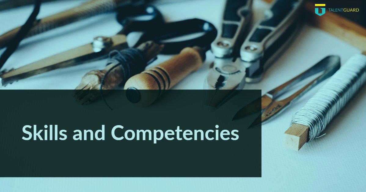 What's the Difference Between Skills and Competencies?