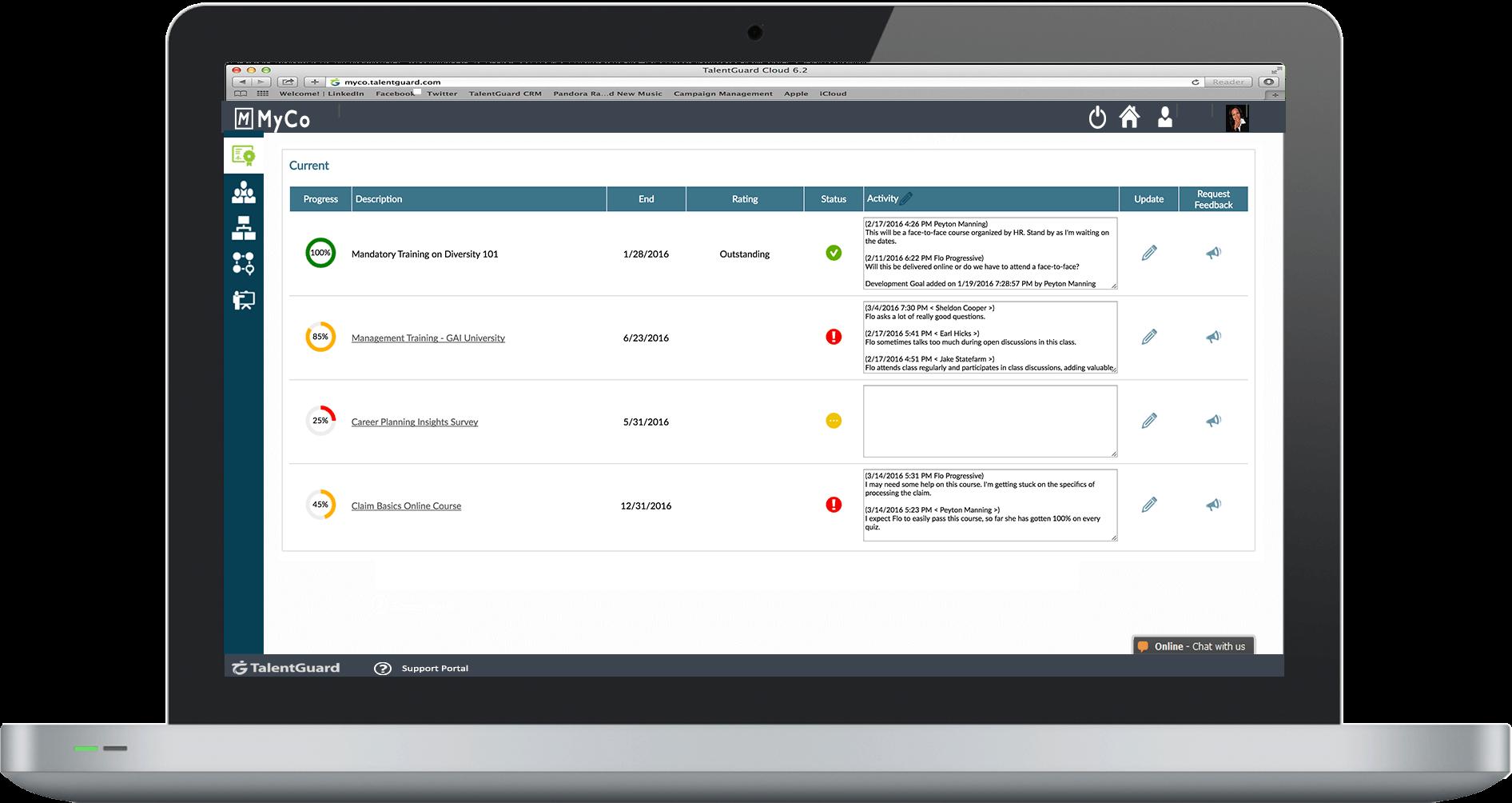 Development Planning Software
