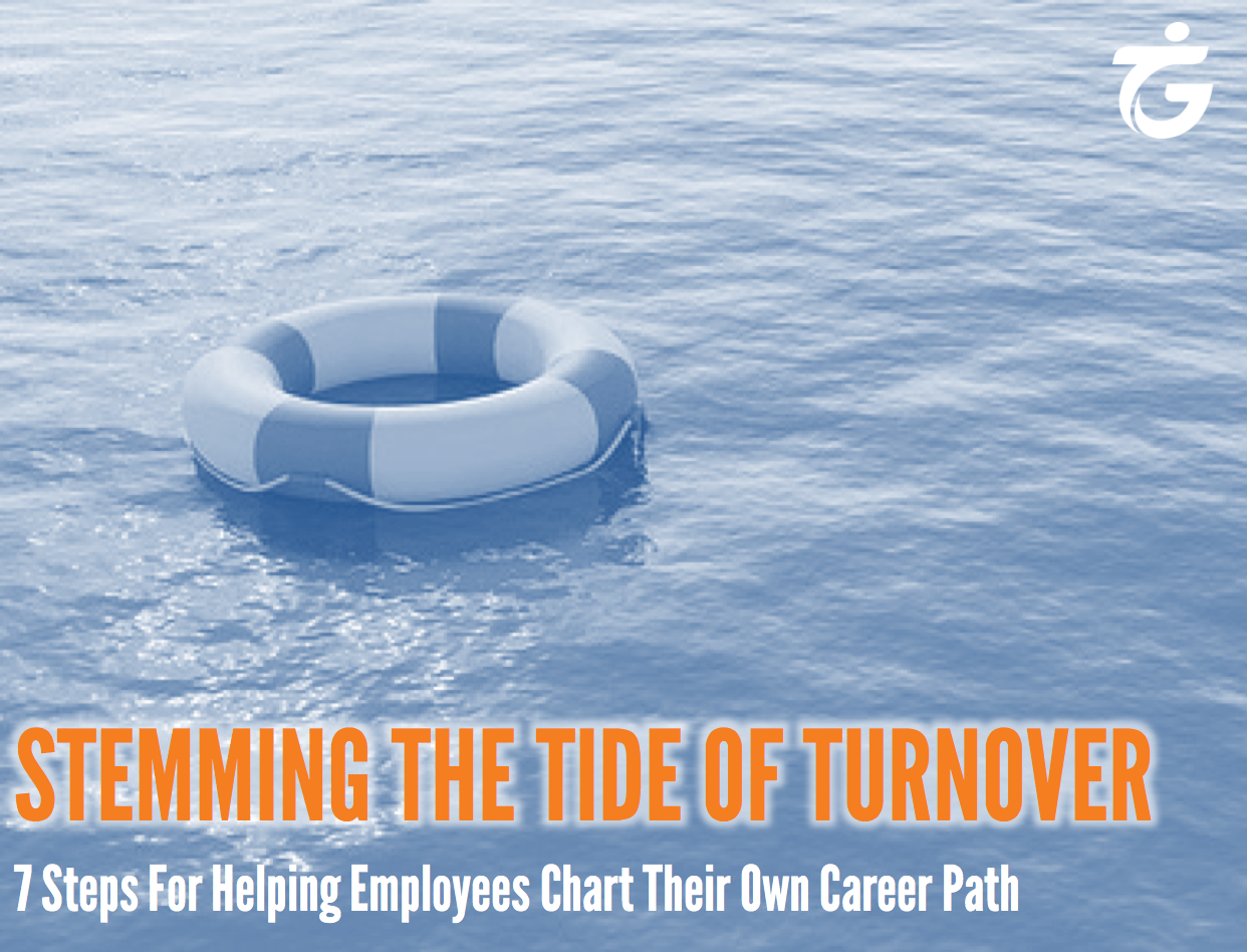 Helping employees chart a career path