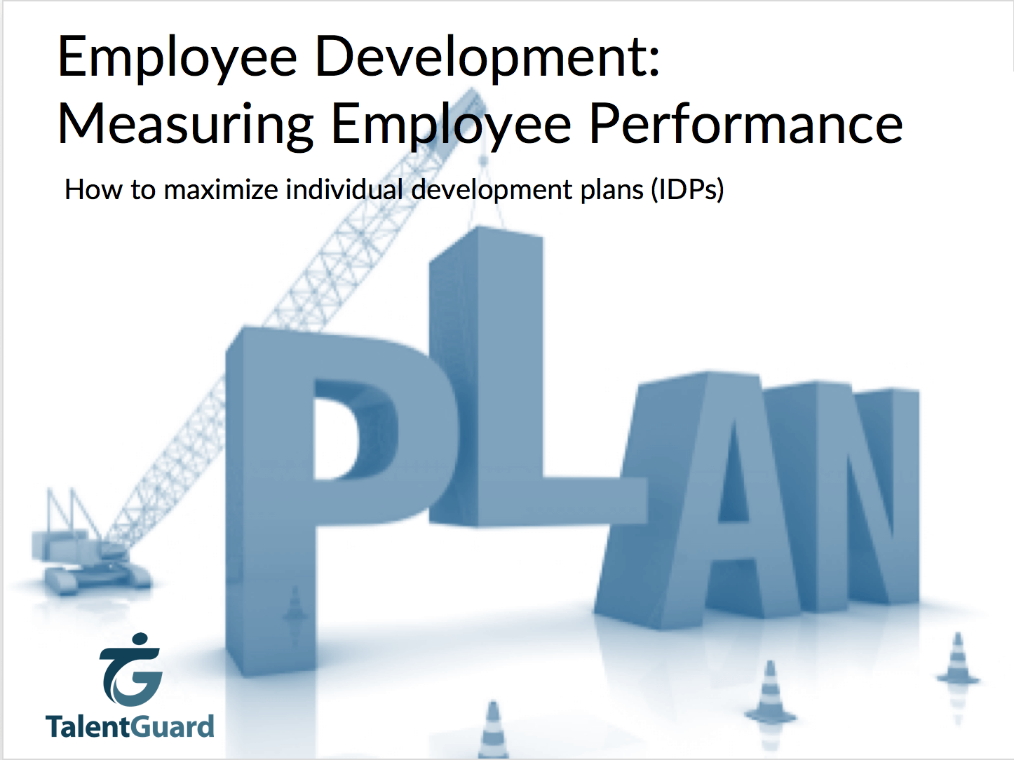Employee Development With Performance Management TalentGuard