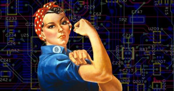 Rosie HRTech Women