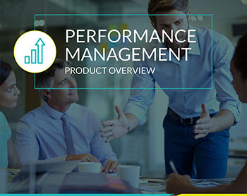 Performance Management - Product Overview