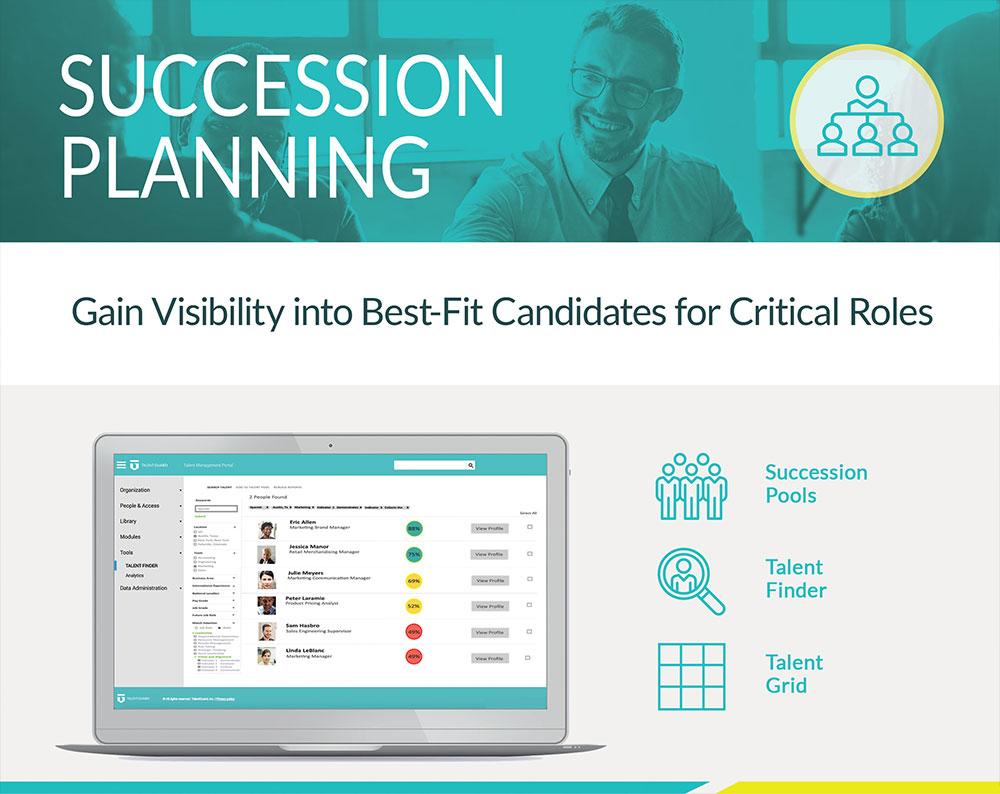Succession Planning - Datasheet