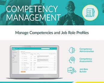 Competency Management - Manage Competencies and Job Roles Profiles