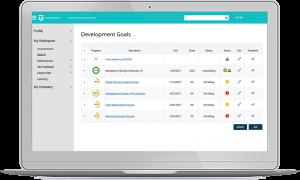 Succession Planning - Development Goals Automation