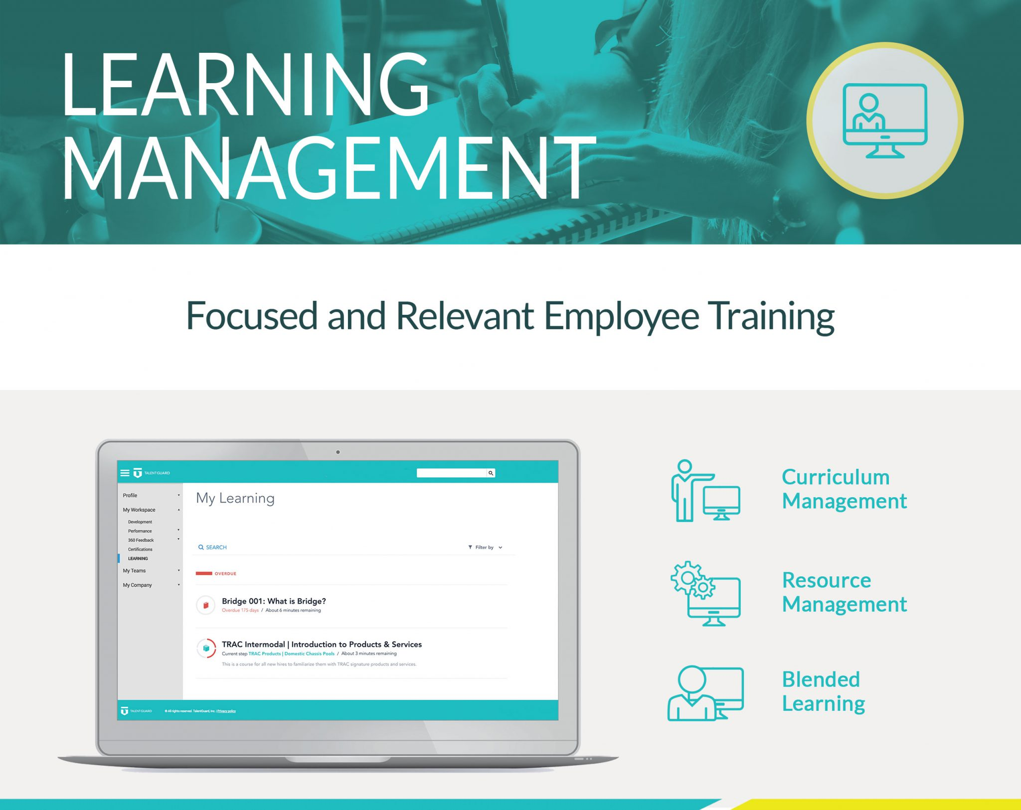 Learning Management Collateral