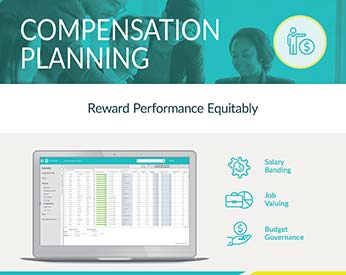 Compensation Planning Software - Reward Performance Equitably