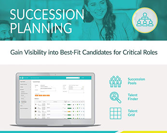 Succession Planning - Gain Visibility into Best-Fit Candidates for Critical Roles