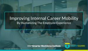 Internal Career Mobility
