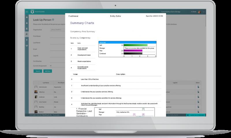 individual report details laptop