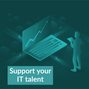 Resource Box How to Use Career Paths to Support Your IT Talent in a Changing Industry