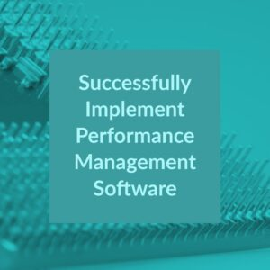 Resource Box Successfully Implement Performance Management Software