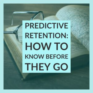 Resource Box Predictive Retention: How to Know Before They Go