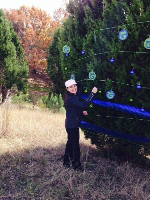 360 cristmas tree
